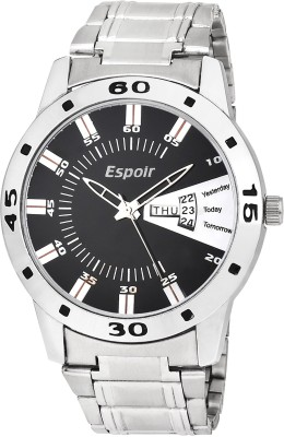Espoir Combo Cool BLK Kranti Attractive Arrogant Watch  - For Men