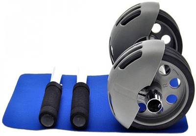 Goodbuy Roller Wheel Machine Carver Workout Routine Abdominal Stretch Maximizer Core Fitness Strength Ab Exerciser Black Goodbuy Ab Exercisers