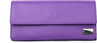 Fashion Ecco Women Wedding, Casual, Party, Formal, Festive Purple  Clutch  available at flipkart for Rs.299