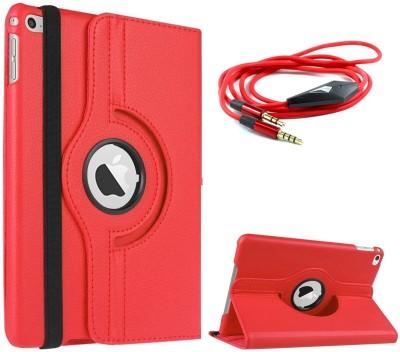 DMG Cover Accessory Combo for Apple iPad Mini 4 Red
