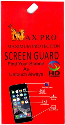 Maxpro Screen Guard for Diamond Screen Guard Karbonn A6 Turbo(Pack of 1)