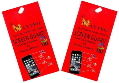Maxpro Screen Guard for Samsung Galaxy Y Plus S5303(Pack of 2)