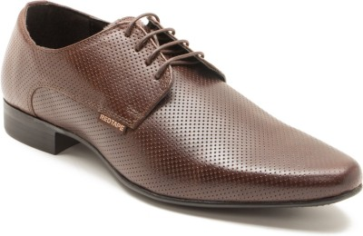 Red Tape RTR1782 Lace Up(Brown) at flipkart
