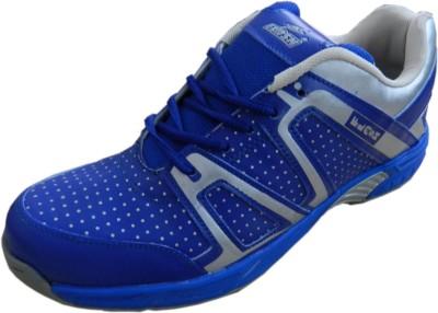 Flash TURFKING Hockey Shoes For Men(Blue, White)