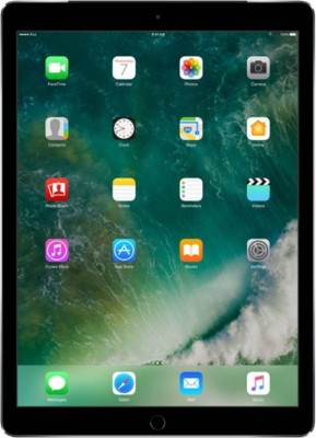Apple iPad 128 GB 9.7 inch with Wi-Fi+4G(Space Grey)