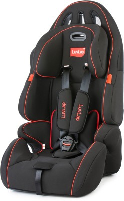 LuvLap Premier Baby Car seat Baby Car Seats Car Seat(Black, Red) at flipkart