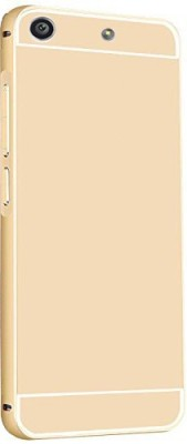 Kosher Traders Back Cover for Sony XPERIA M5(Gold, Metal) Flipkart