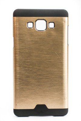 Mystry Box Back Cover for SAMSUNG Galaxy A7(Gold, Rubber, Metal) Flipkart
