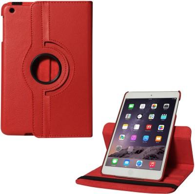DMG Book Cover for Apple iPad Mini, Apple iPad Mini 3, Apple iPad Mini 2(Red)