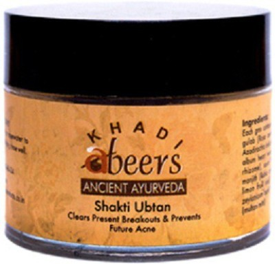 Khadi Abeers Shakti Ubtan For Men, 50 GM