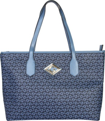 Giordano Women Blue Tote at flipkart