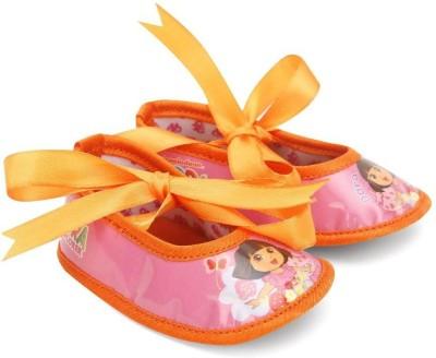 Barbie Girls Slip-on Sports Sandals(Silver) at flipkart