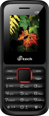 Mtech L33(Black & Red)