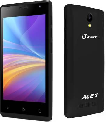 M-tech Ace 7 (Black, 512 MB)