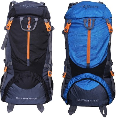229cee5c15 Gleam 0109 Climate Proof Mountain Trekking   Campaign   Backpack 75 ...