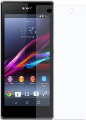 EASYBIZZ Tempered Glass Guard for Sony Xperia Z1(Pack of 1)