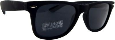 Els Wayfarer Sunglasses(Black)