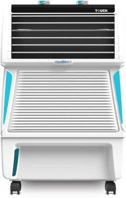 Symphony Touch 20 Room Air Cooler(White, 20 Litres)  available at flipkart for Rs.6299