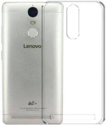Totu Back Cover for Lenovo Vibe K5 Note(Transparent)