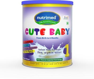 Nutrimed Cute Baby Stage 1- Infant Milk Formula Partially Hydrolyzed Formula(400 g)