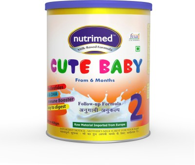 Nutrimed Cute Baby 2- Follow Up Formula Amino Acid Based Formula(400 g)