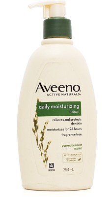 Aveeno Active Naturals Daily Moisturizing Lotion with Colloidal Oatmeal, 354ml(354 ml)
