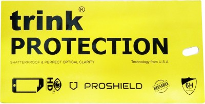 Trink Screen Guard for SAMSUNG Rex 60(Pack of 1)