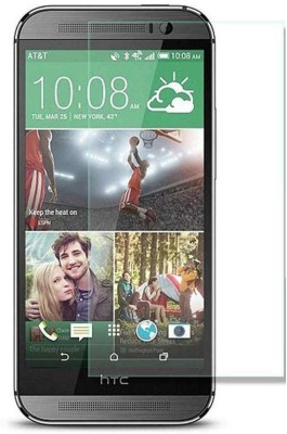MudShi Tempered Glass Guard for HTC One E8(Pack of 1)