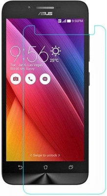 "SAMARA Tempered Glass Guard for ASUS ZENFONE GO (2015 EDITION) 5.0"" ZC500TG(Pack of 1)"