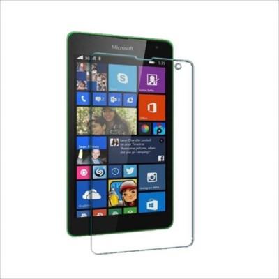 SAMARA Tempered Glass Guard for Nokia Lumia 520(Pack of 1)