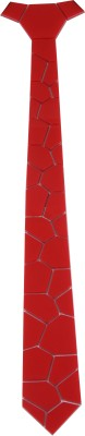 The Vatican Geometric Print Tie