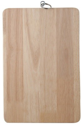 Tranduious wooden vegetable cutting board Wood Cutting Board(Beige Pack of 1) at flipkart