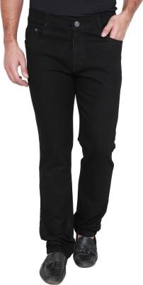 Makeover Regular Men Black Jeans