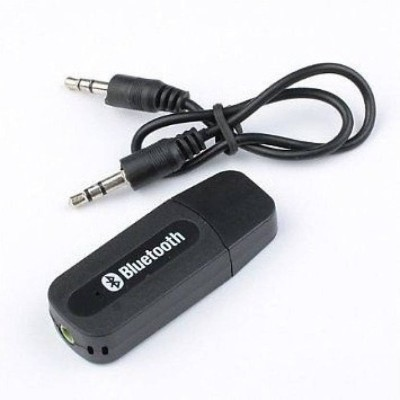 CheckSums v2.1+EDR Car Bluetooth Device with Audio Receiver, 3.5mm Connector(Black)