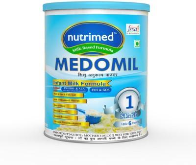 Nutrimed Medomil Stage 1 Infant Milk Formula (0-6 Months) Partially Hydrolyzed Formula(200 g)