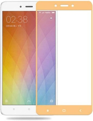 Karimobz Tempered Glass Guard for Mi Redmi 4A(Pack of 1)