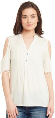 The Vanca Casual Short Sleeve Solid Women