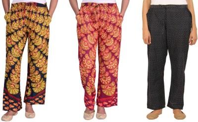 Arkes Regular Fit Women Multicolor Trousers