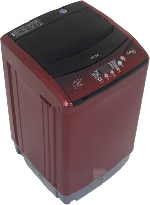 Onida 6.8 kg Fully Automatic Top Load Washing Machine Red(WO68TSPHYDRA-LR)