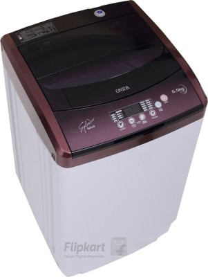 Onida 6.5 kg Fully Automatic Top Load Washing Machine(WO65TSPLDD1)