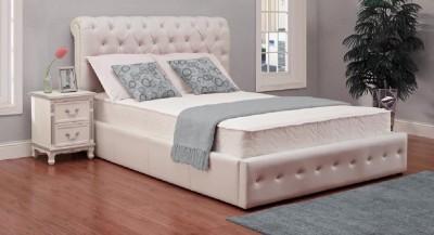 DREAMZEE Natural Latex Hybrid Foam 6 inch Queen High Density (HD) Foam Mattress(Dunlop Latex)