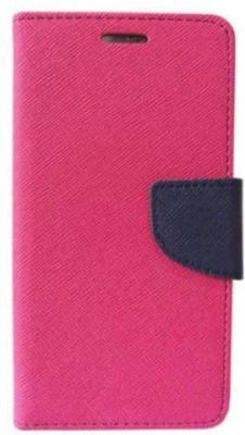 Groovy Flip Cover for Lenovo Vibe K5 Note Pink