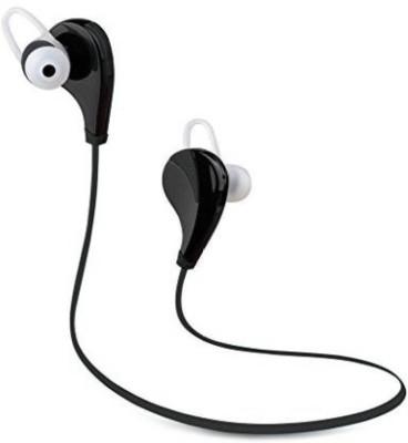 GS Jogger-QY7-B20 Headphone(Black, On the Ear) 1