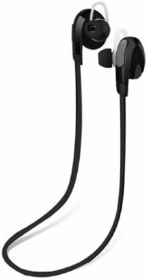 GS Jogger-QY7-B21 Headphone(Black, On the Ear) 1