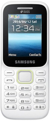 Samsung Guru Music 2(White)  available at flipkart for Rs.1760