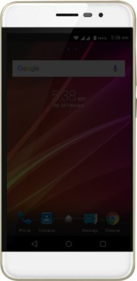 Panasonic ELUGA ARC (Gold, 16 GB)(2 GB RAM)