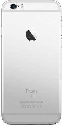 Apple iPhone 6S (Silver, 64 GB)