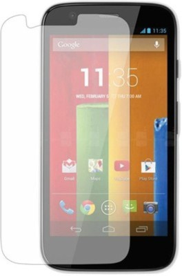 Shopsji Tempered Glass Guard for Motorola Moto E (1st Gen)