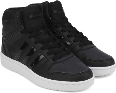 Adidas Neo VS HOOPSTER MID W Sneakers at flipkart