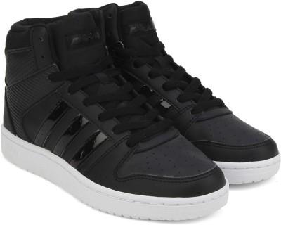 Adidas Neo VS HOOPSTER MID W Sneakers at flipkart